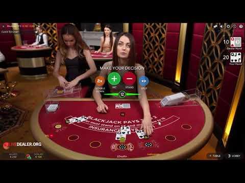 Evolution's VIP Live Blackjack Tables