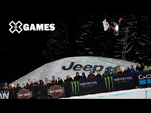 Scotty James wins Snowboard SuperPipe gold