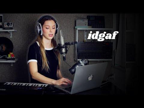 IDGAF - Dua Lipa | Romy Wave cover