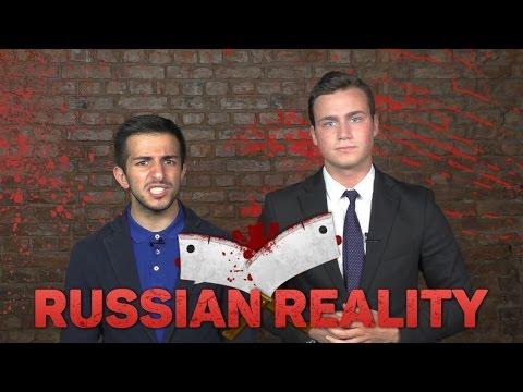 Побег из России / Russian Reality Investigation
