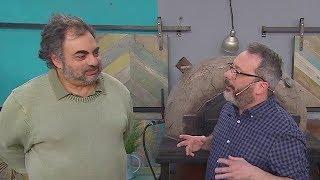 El cierre de listas según Roberto Moldavsky - La Peña de Morfi 2019