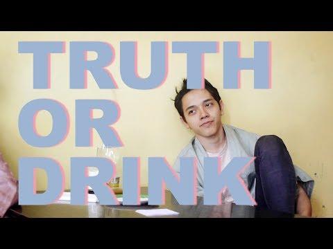 #SIBLINGSTAG - Truth or Drink