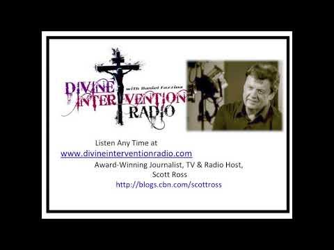 Divine Intervention Radio - Award-Winning Journalist, Cancer Survivor, Scott Ross