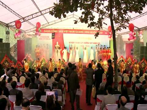 Trường THPT Đồng Lộc - 40 năm xây dựng và trưởng thành ( Part 2)