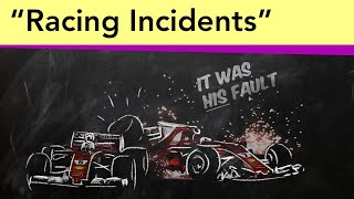 "What IS a ""Racing Incident"" in F1?  Should we be pointing blamey fingers at Russell? #F1 #ImolaGP"