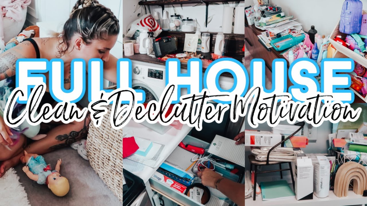 CLEAN AND DECLUTTER 2021 | CLEANING AND DECLUTTERING MOTIVATION | CLEANING MOTIVATION 2021