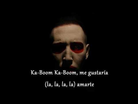 Marilyn Manson - Ka-Boom Ka-Boom (Subtitulada al español)