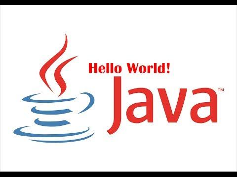 java-made-easy-tutorial-2---hello-world