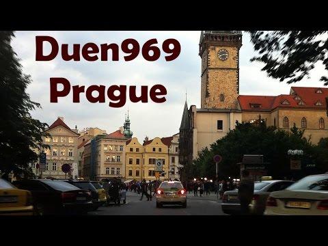 Czech Republic (26.) - Prague - Malostranské a Staroměstské náměstí - Újezd - Řepy - Ruzyně