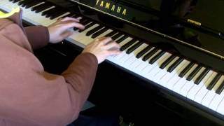 Faber Piano Adventures Lesson Book Level 4 No.11 Playing Minor Scales (P.29)