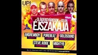 Purebeat b2b Steve Judge @ Slágergyárosok Éjszakája Up!The Club 2015 03 06
