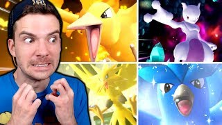 Pokemon Let's Go Pikachu — Catching *EVERY* Legendary! — Let's Play Gameplay Walkthrough — Part 17