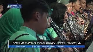 MIMPIAnggun C Sasmi Vocal HANIN DHIYAABRAHAM Farewell Concert 2019 SMM 16