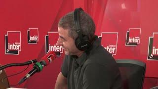 Blanche Gardin et Christophe Robert sont les invités d'Ali Baddou