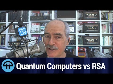 Post-Quantum RSA Cryptography