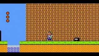 Super Mario Bros 2 - полное прохождение (Walkthrough)