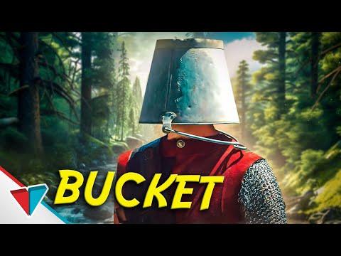 Bucket - Epic NPC Man (Skyrim Guard RPG Video Game Logic)   Viva La Dirt League (VLDL)