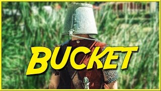 Bucket - Epic NPC Man - VLDL (Skyrim Guard RPG Video Game Logic)(Stealing in front of a guard in RPG's can be hard. You have to make sure these Skyrim guards don't see you. Who would have thought that bucket would become ..., 2017-02-27T18:35:22.000Z)