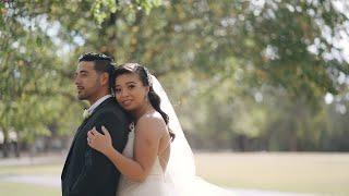 Amberlee Receptions | Wedding Highlights | Camille + Zak | Silver Arrow Films