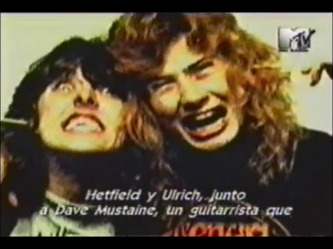 MTV Ultra Sound - Metallica: Locked and LOADed (1996) [Full TV Special]