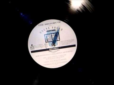 On The House featuring Marshall Jefferson - Ride The Rhythm
