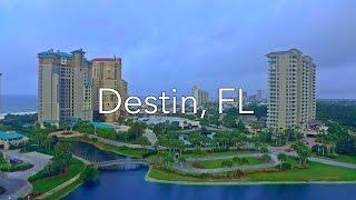DJI Phantom 3 Standard Video: Destin, Florida!