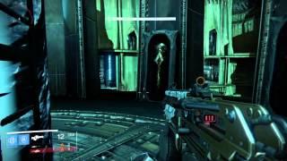 Destiny Crotas end - Solo Brücke und Hexe. Crota  folgt.
