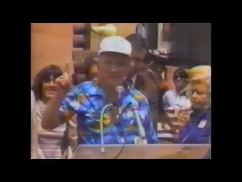 Emil Sitka - Three Stooges Hollywood Walk of Fame Ceremony