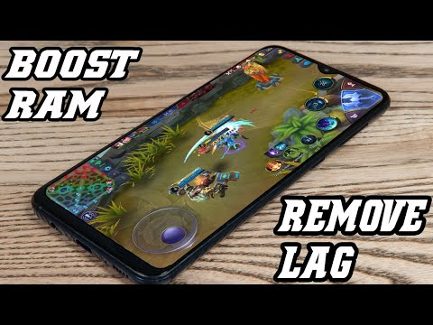 How To Fix Lag In Games On ANDROID DEVICE | HOW TO REDUCE LAG IN MOBILE LEGENDS 2020