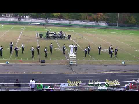 Beddingfield High School Marching Band 11/4/2017
