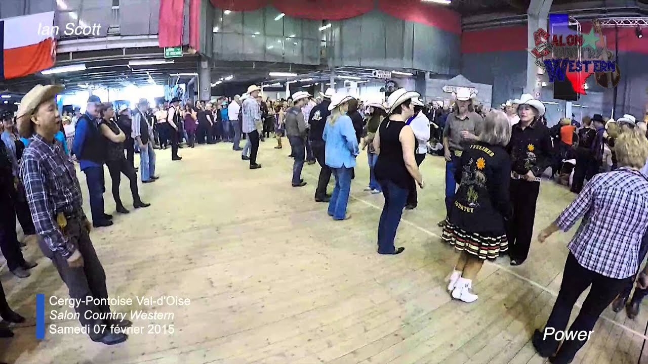 Power style catalan samedi 7 f vrier 2015 au salon - Salon country western ...