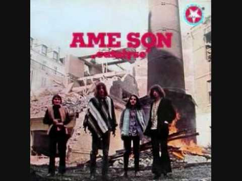 Ame Son - Coeur Fou - Catalyse - 1970 French Progressive, Jazz, Psychedelic