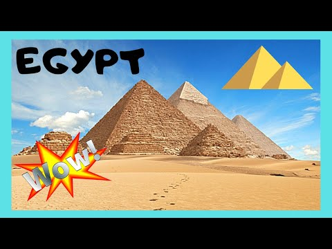 EGYPT: The magnificent PYRAMID of MENKAURE in GIZA, what to see