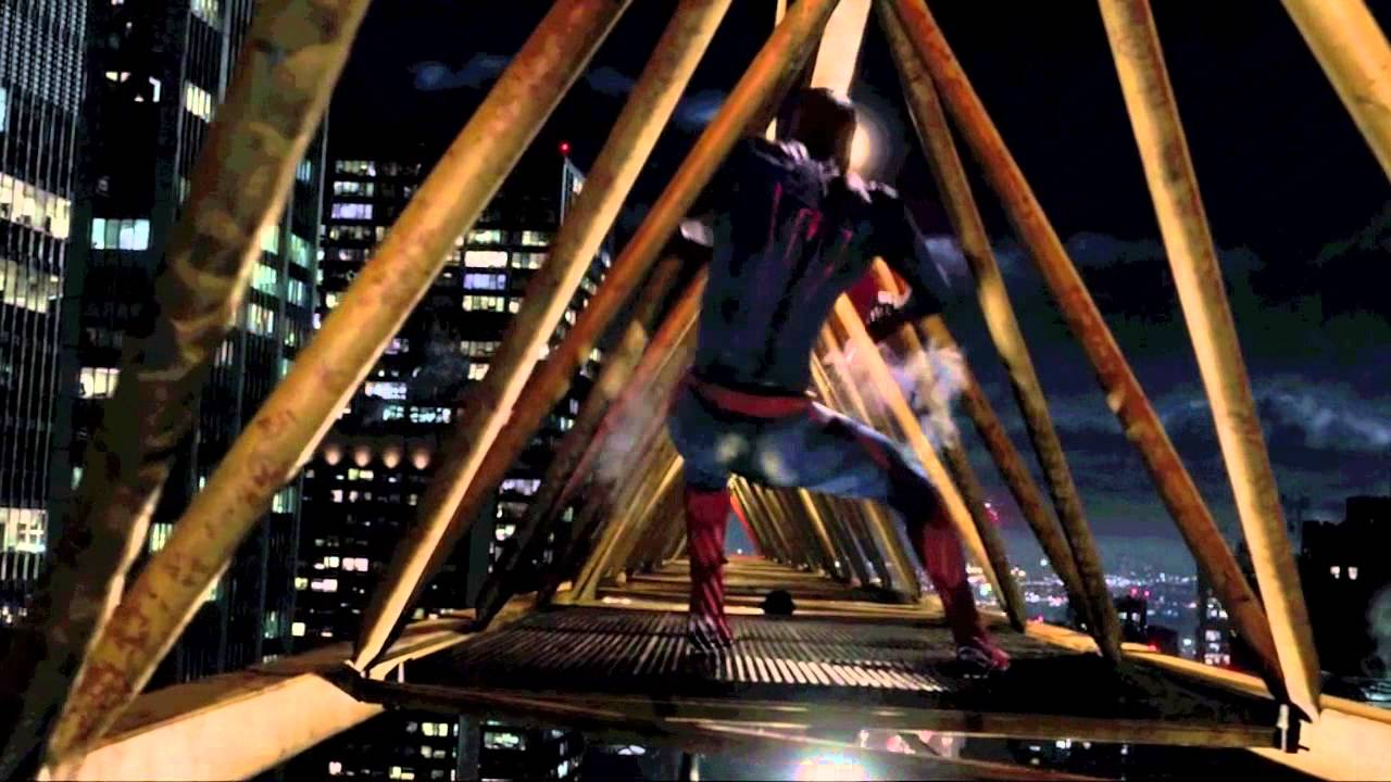 The Amazing Spider Man Final Swing Hd Youtube