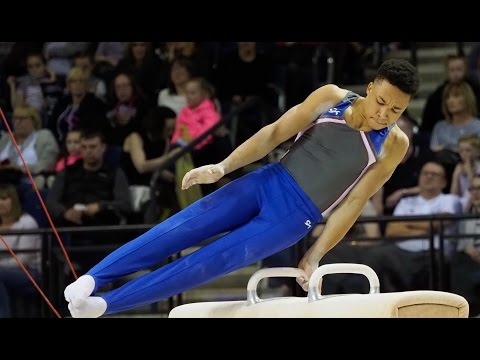 2017 ALL AROUND FINALS - FULL COVERAGE - British Gymnastics Championships
