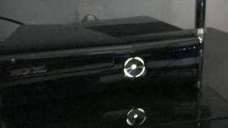 démarrage xbox 360 S