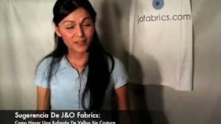 El primer concurso de regalos hechos a mano de J&O Fabrics