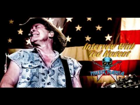 Ted Nugent Interview (7-4-19)