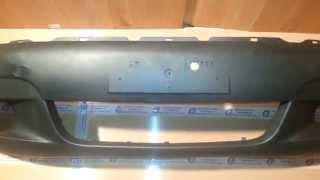 Бампер передний для Daewoo Matiz с 2001 г.(Бампер передний для Daewoo Matiz высокого качества. Производство Китай. Продажа, установка, покраска, доставка..., 2014-11-24T10:38:20.000Z)