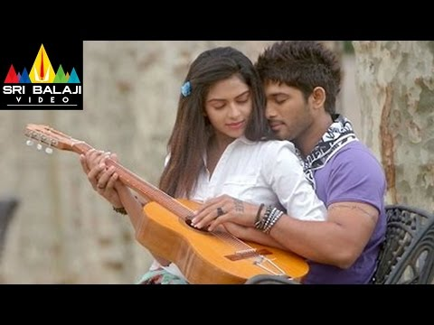 iddarammayilatho video songs  1080p wallpaper