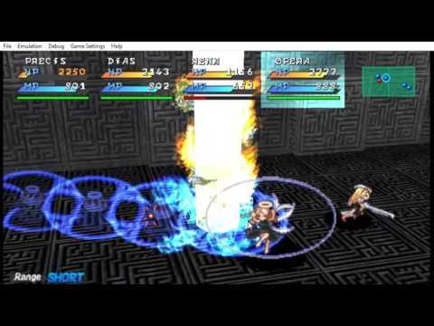 Star Ocean 2: Cave Of Trials - RPGClassics 2.0