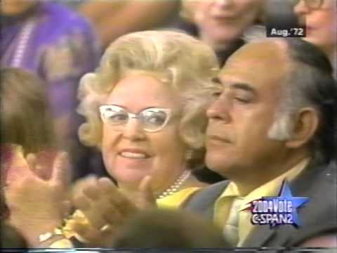 1972 Spiro Agnew Republican Convention Vice President Acceptance Speech