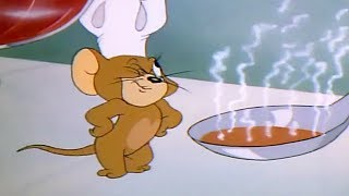 Tom And Jerry English Episodes - The Mouse Comes to Dinner - Cartoons For Kids Tv