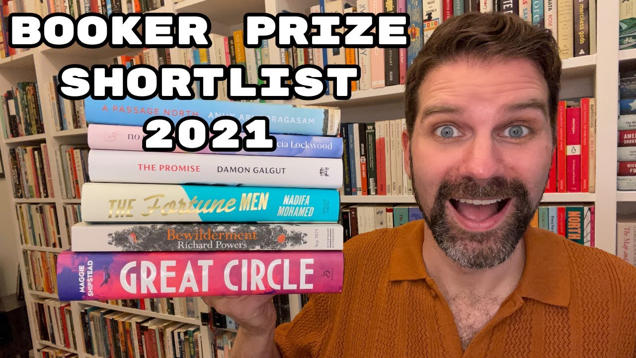 Download The 2021 Booker Prize Shortlist – Reaction