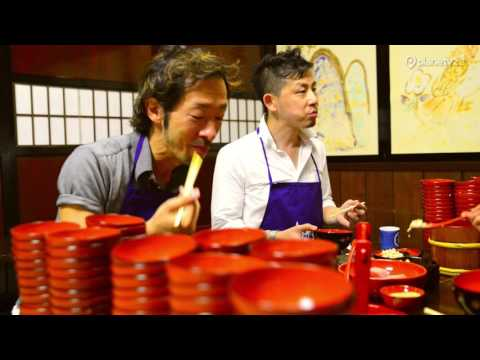 Wanko Soba,Iwate | Japan Travel Guide