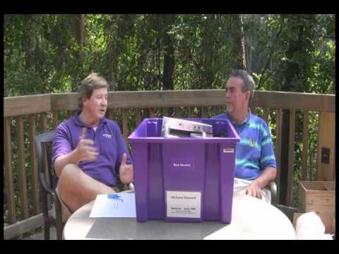 An interview with John Van Meter of Owner's Lockers at Disney's Treehouse Villas - Episode 23
