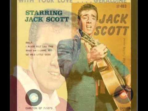 Jack Scott - Oh, Little One (stereo)