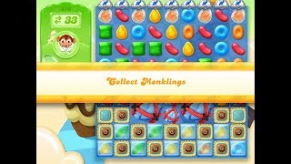 Candy Crush Jelly Saga Level 970 (No boosters)