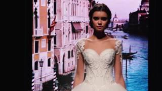 Показ коллекции свадебных платьев GABBIANO 2017