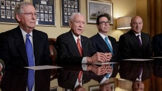Republicans rallying support in Congress for tax reform vote thumbnail